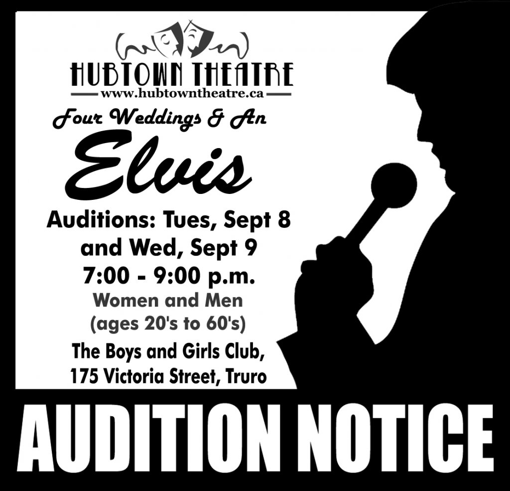 Audition Ad